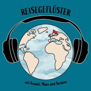 Cover Reisegeflüster Blau