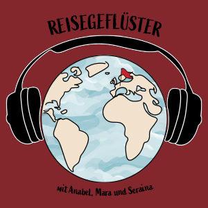 Cover Reisegeflüster Rot